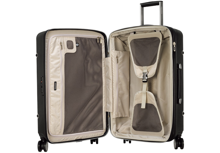 カリフォルニア発の新ラゲッジブランド「リカルド・ビバリーヒルズ」のスーツケース