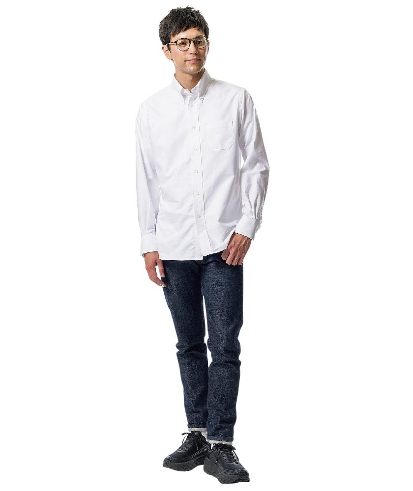 インディビジュアライズド シャツのシャツ×アー・ペー・セーのプチニュースタンダード