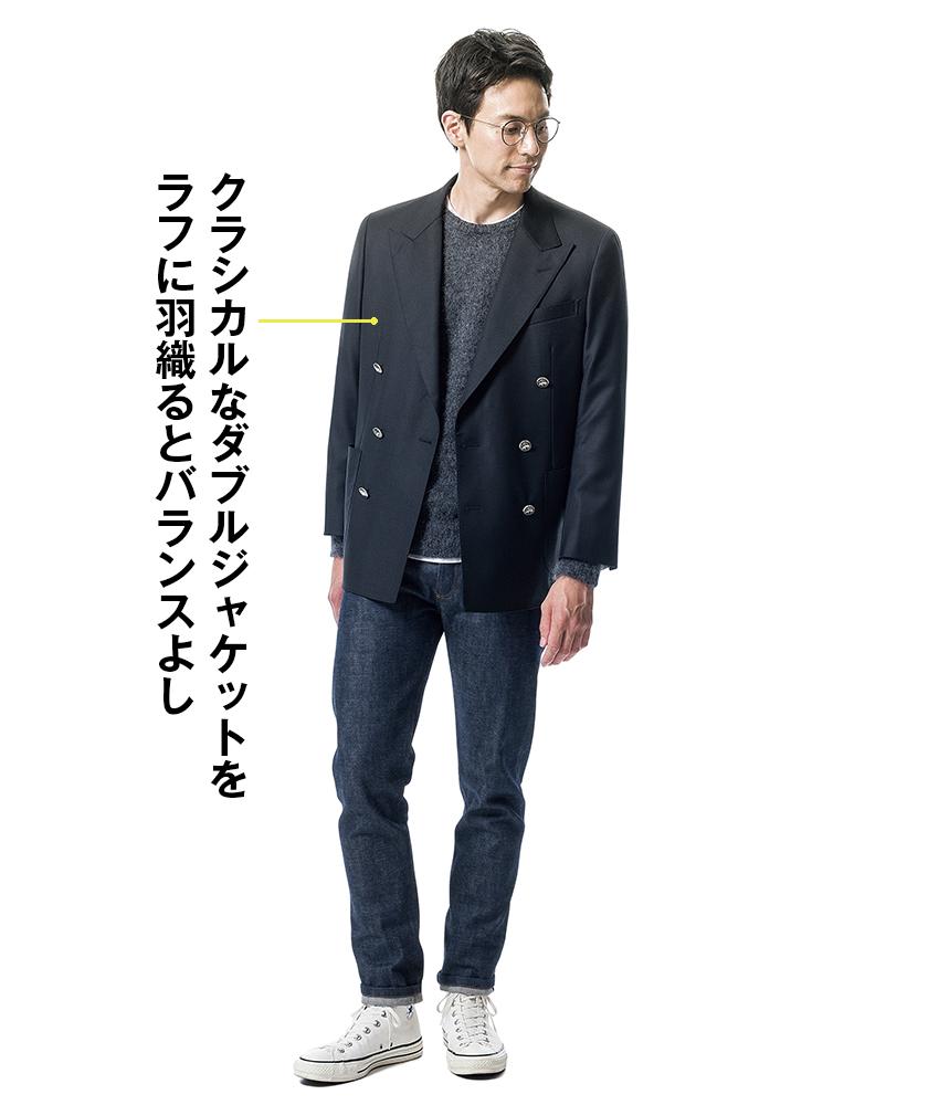アー・ペー・セーのプチニュースタンダード×ブルックス ブラザーズ×ナノ・ユニバースのジャケット