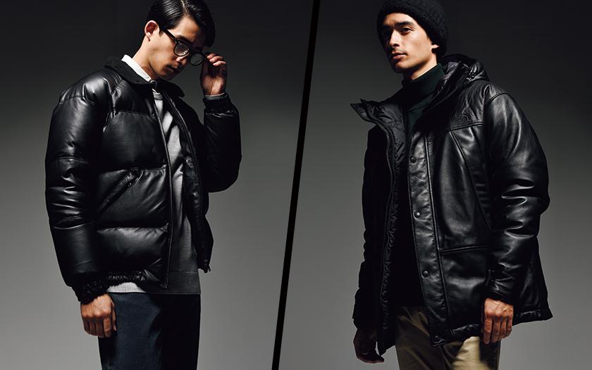 写真左:ヒステリックグラマー/写真右:ザ・ノース・フェイス パープルレーベル