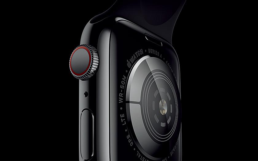 アップルウォッチ Apple Watch シリーズ4 back