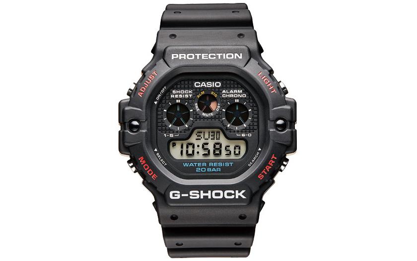 G-SHOCKのDW-5900-1JW