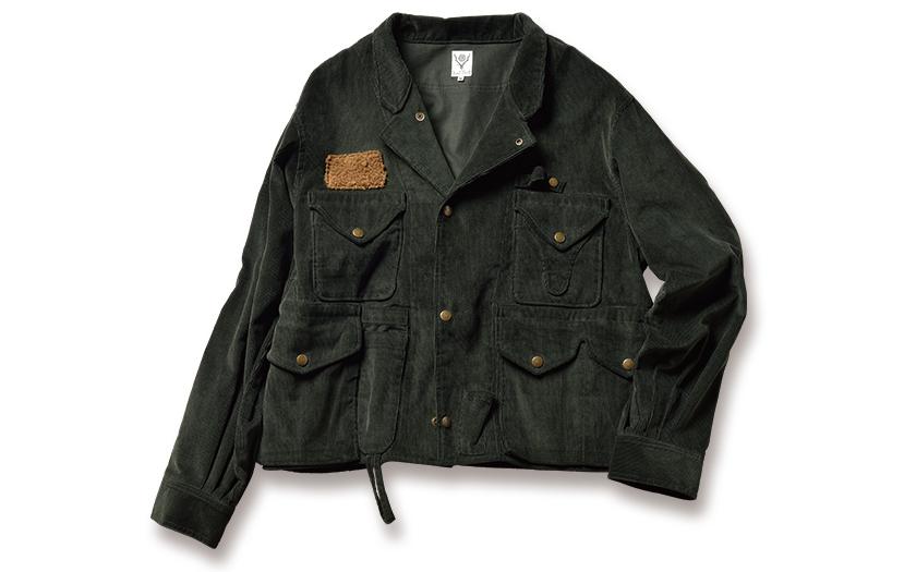 サウス2 ウエスト8 フィッシングジャケット 商品画像