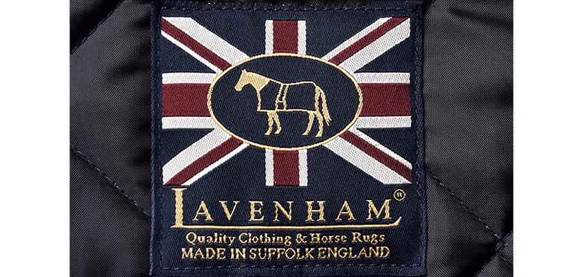 ラベンハムのロゴ