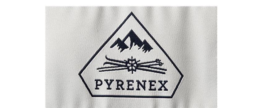 ピレネックスのロゴ