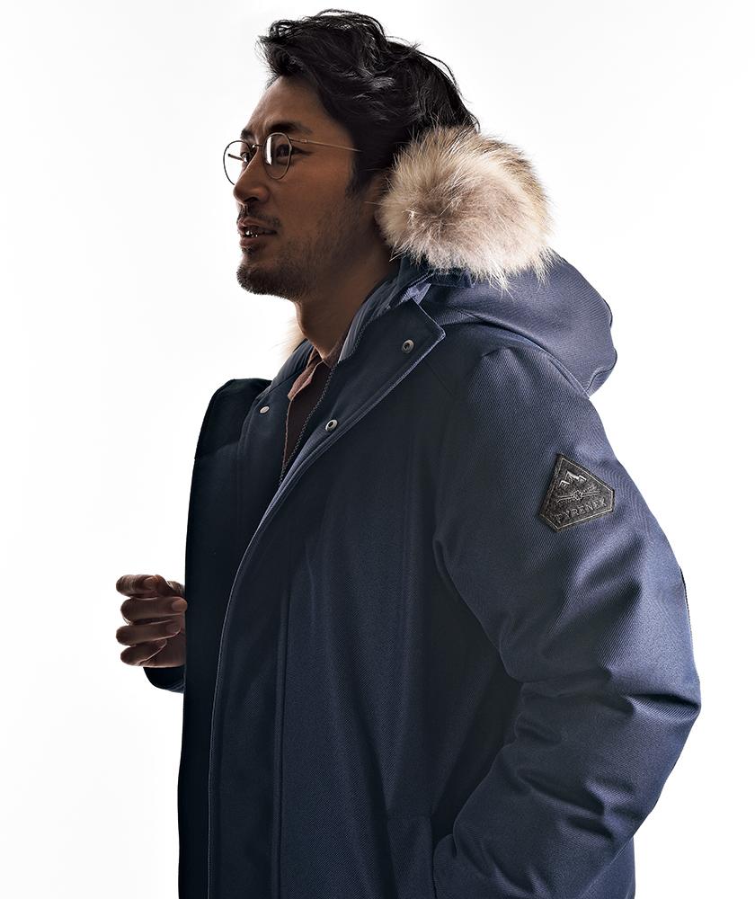 ピレネックス×エディフィスのアヌシージャケット