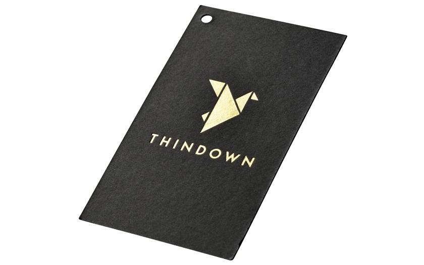 シンダウンのロゴ