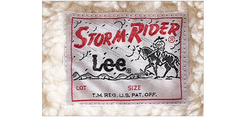 Lee/リーの織りネーム
