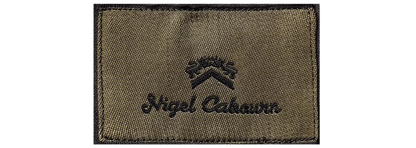 NIGEL CABOURN/ナイジェル・ケーボンのロゴ
