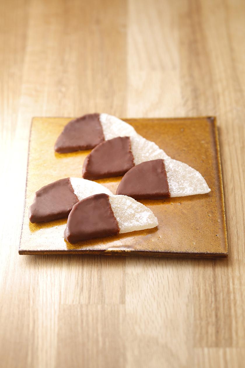 三奥屋のたくあんチョコレート 夢