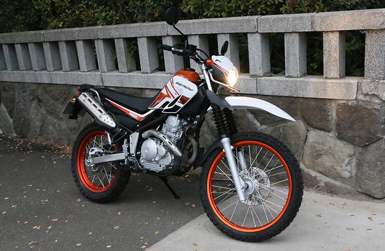リターンライダーはまず 250ccのスポーツタイプを学びなさい!?