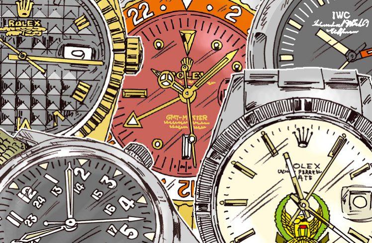 e5acce1e8b 買う前に知っておきたい! アンティーク腕時計の3大チェック用語