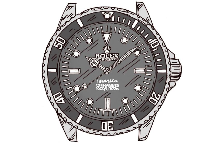 "buy online a8bce f6bd1 レア物ゾクゾク! アンティーク腕時計の""Wネーム""図鑑|雑誌 ..."