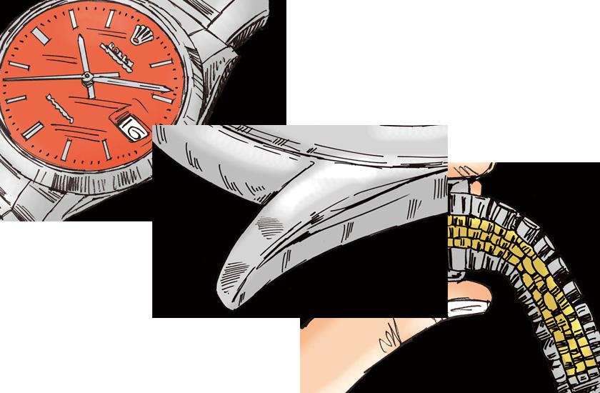 """買う前に知っておきたい """"ロレックス""""アンティーク時計の3大チェック用語"""