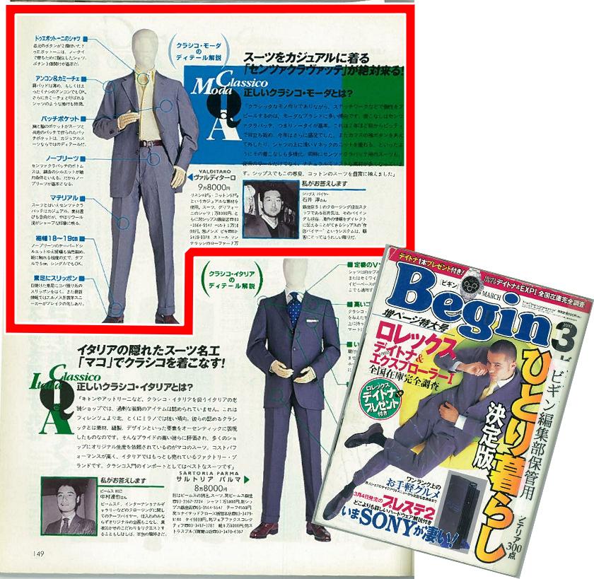 Begin 2000年3月号