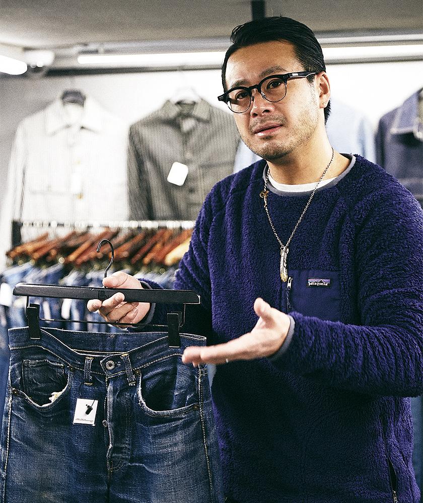 ベルベルジン本店 店長の藤原さん
