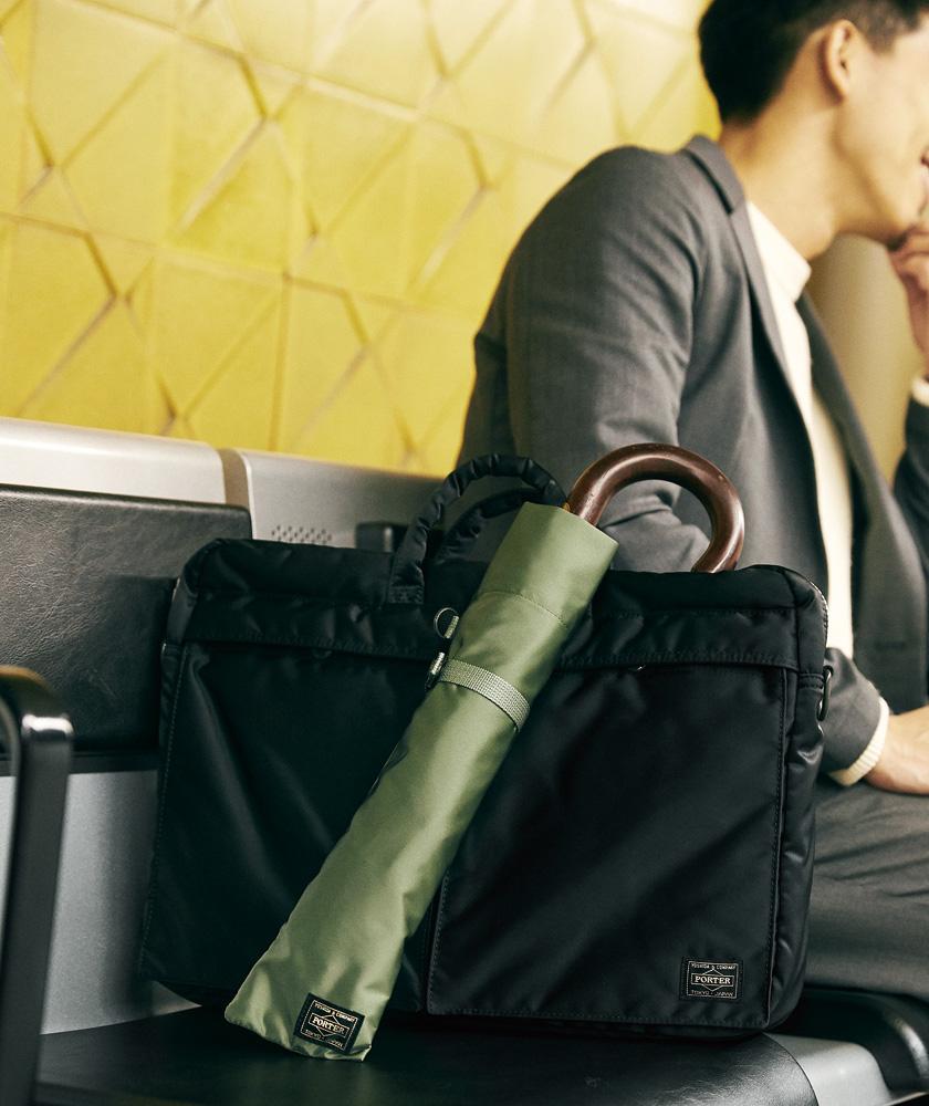 職人気質な日本老舗×2のコラボ傘は、やっぱり安心感絶大!!
