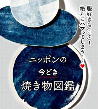 ニッポンの今どき焼き物図鑑