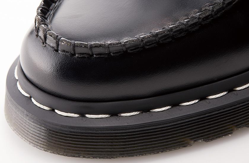 ドクターマーチン×ビューティ&ユース 革靴 ホワイトステッチ