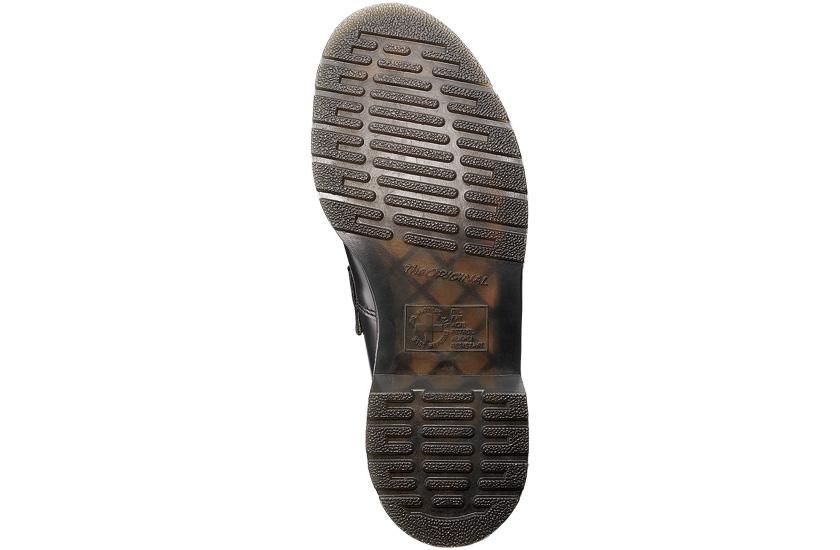 """アイコンの""""ドクターマーチンソール"""" 革靴"""
