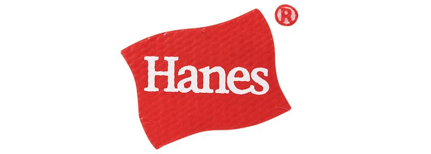 ヘインズ(Hanes)のロゴ