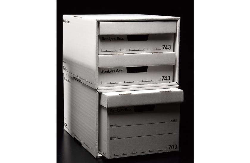フェローズのバンカーズボックス スタンダード 商品拡大写真