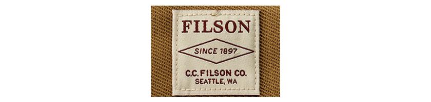 フィルソン(FILSON)のロゴ