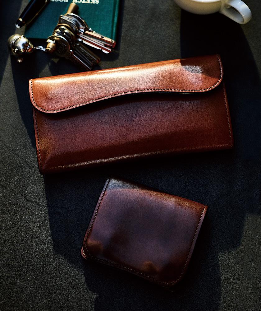 ワイルドスワンズのベイカーフルグレイン ブライドルシリーズ 商品拡大写真