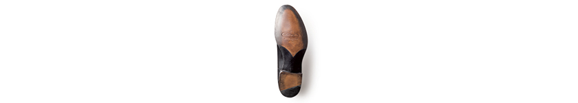 TRADING POST トレーディングポストのインド工場で作られた高品質&ハイコスパ靴 ソール部分写真