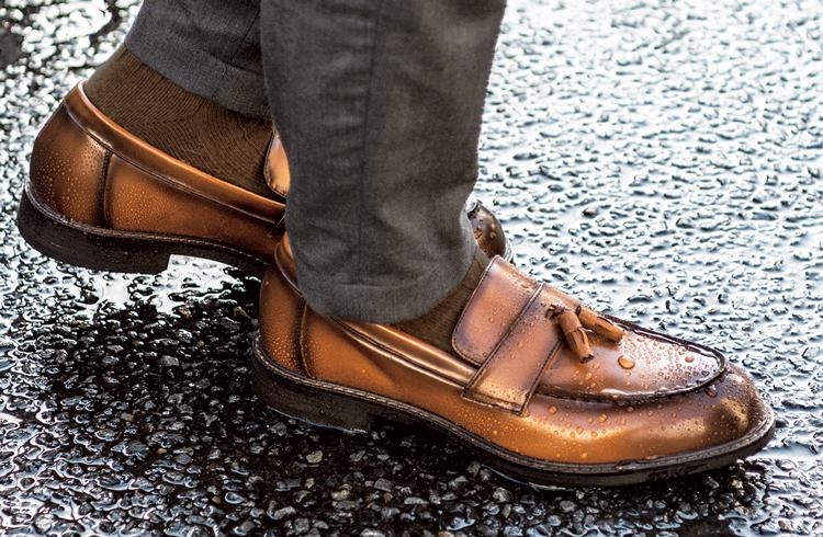 あの伝説ローファーが復活!? 靴史に燦然と輝くゴールデンブラザーズ