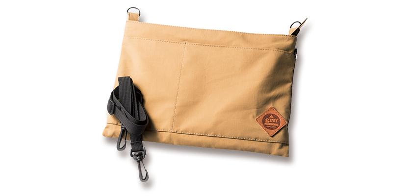 GRN ジーアールエヌのサコッシュバッグ 商品写真