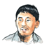 キャプテン サンシャイン デザイナー児島晋輔さんイラスト画
