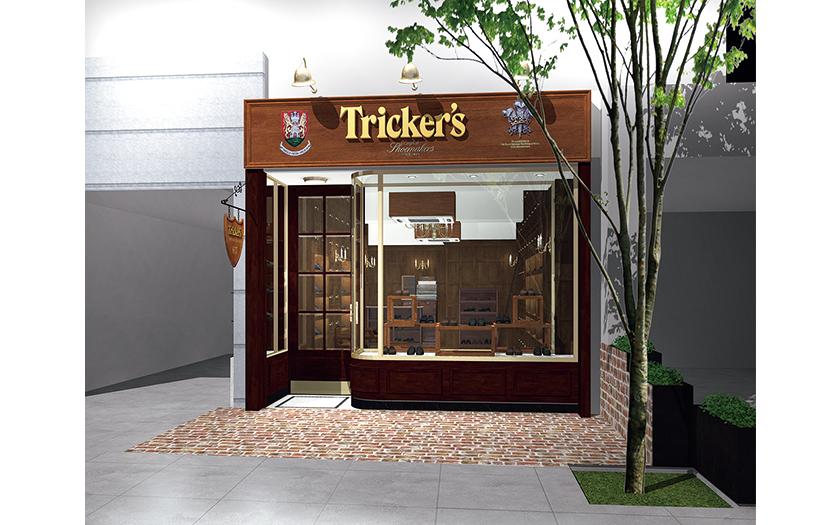Tricker's トリッカーズ青山店
