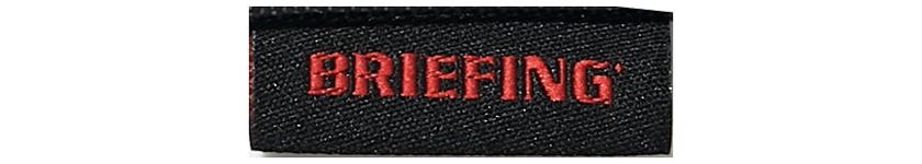 ブリーフィング(BRIEFING)のロゴ