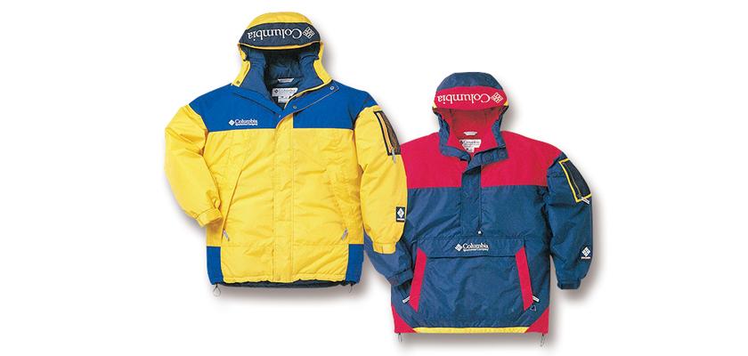 コロンビアのパブロフロード ジャケット '90sオリジナルモデル