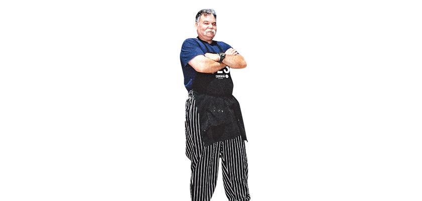 アメリカの料理人