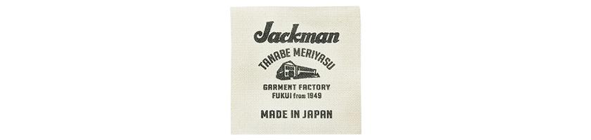 JACKMANのロゴ