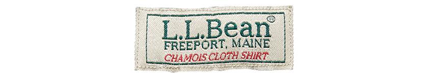 エル・エル・ビーン(L.L.Bean)のロゴ