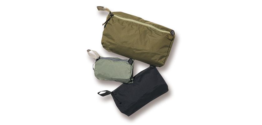 MYSTERY RANCH ミステリーランチのゾイドバッグ 3サイズ