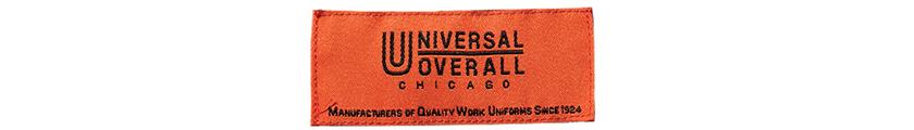 ユニバーサルオーバーオール(UNIVERSAL OVERALL)のロゴ