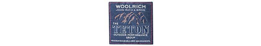 ウールリッチ(WOOLRICH)のロゴ