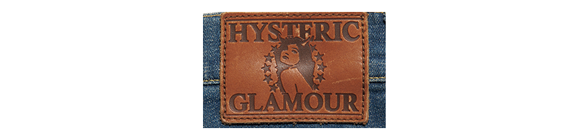 HYSTERIC GLAMOUR ヒステリックグラマー ロゴ