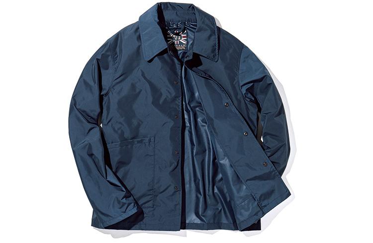 いまや絶滅危惧!?となったスタンダードなマロリージャケットは湿気を避けて長く着よう!