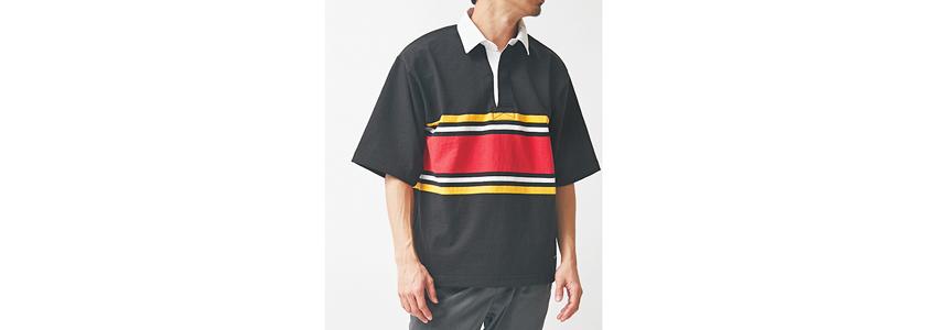 BARBARIAN × HIGH!STANDARD バーバリアン×ハイ!スタンダードのラガーシャツ