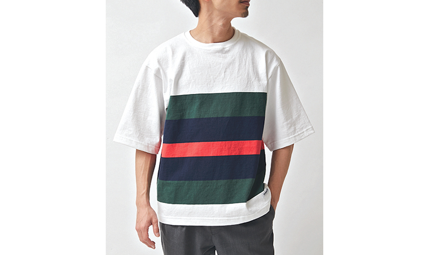 BARBARIAN × HIGH!STANDARD バーバリアン×ハイ!スタンダードのTシャツ