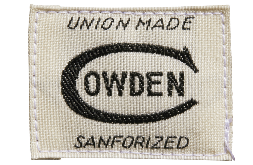 COWDENのロゴ