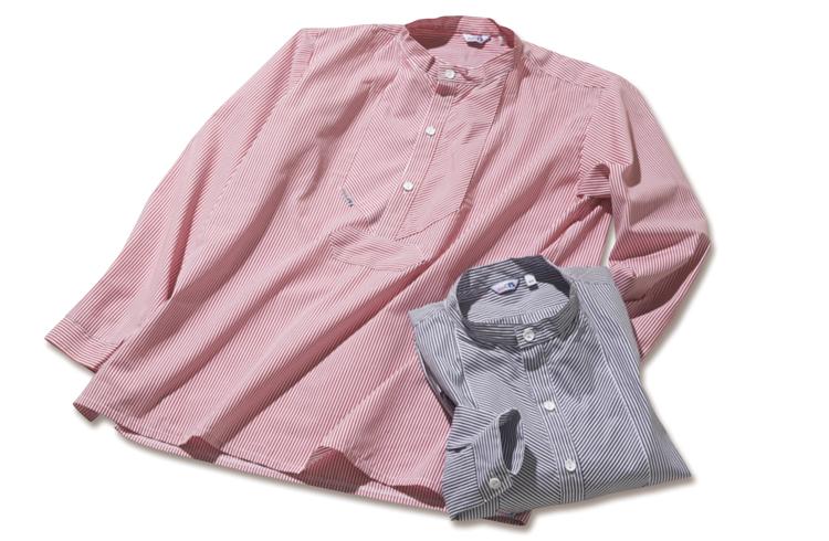 シャツの名門「クリーブ」から、レアなイージーパンツが登場!