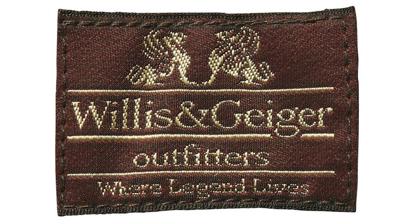 ウィリス&ガイガーのロゴ