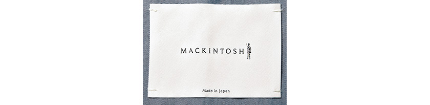 MACKINTOSH マッキントッシュ ロゴ