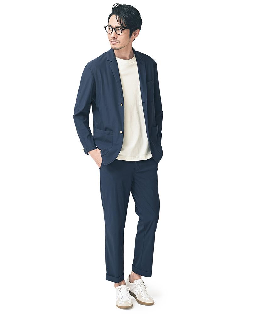 MELPLE メイプルのトムキャットクラブジャケット、パンツ 着用